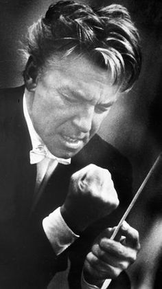 About Herbert von Karajan Music Sing, Music Love, Music Is Life, Herbert Von Karajan, Teatro Social, Recital, Rock And Roll, Classical Music Composers, People Of Interest