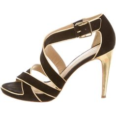 Very Cheap Sale Online Sale With Paypal Pre-owned - Black Rubber Sandals Charlotte Olympia From China Cheap Online Cheap Looking For FI236s