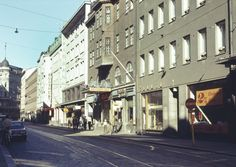 Iso Roobertinkatu, 1970