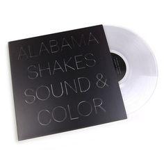 Alabama Shakes: Sound & Color (Colored Vinyl) Vinyl 2LP