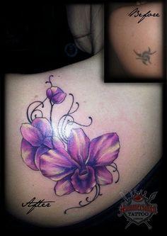 Iris? Photo #894 hammersmith tattoo london Zanda - Zanda / Tattoo Artist / Guest Artist Tattoos - Tattoo Art - London Tattoo Studio