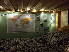Bottom bunk decor ideas