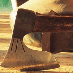 "You never know when you'll need one. ""How to Make a Broad Hatchet"" - GRIT Magazine"
