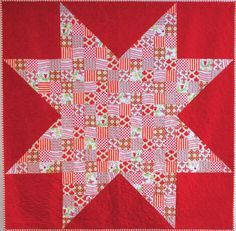 pins and bobbins: Made in Cherry quilt along