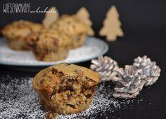 Wiesenknopfschreibselei: Backen in der Adventszeit - Toffifee-Spekulatius-Muffins