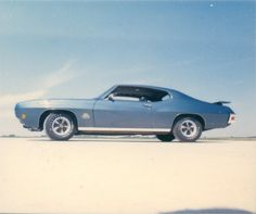 1970 GTO Judge documented to have been ordered without stripes