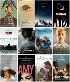 MY FAVORITES OF 2015: Movies.