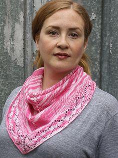 Ravelry: Hope Shawlette pattern by Stefanie Japel