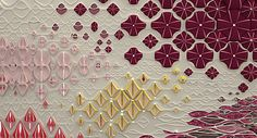 IREMOZN- CAFE & BAR & RESTAURANT DESIGN Handmade tiles can be colour coordinated and customized re. shape, texture, pattern, etc. by ceramic design studios
