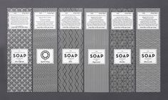 London Fields Soap Company Package Design by One Darnley Road