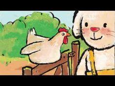 Digitaal prentenboek: Rikki en Mia de kip
