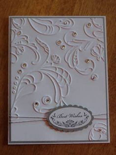 wedding wishes by megala3178 - Cards and Paper Crafts at Splitcoaststampers