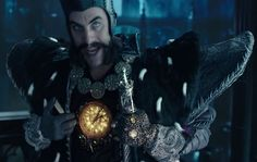 Alice through the Looking Glass: Time