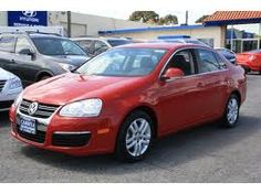 My Jetta!  Perfect color and everything.