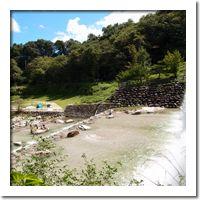 ◆リバーサイドゾーン :: 山梨県 白州・尾白の森名水公園「べるが」