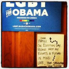 #LGBT4OBAMA2012  #OBAMA2012 ;)