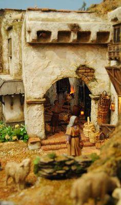 Foro de Belenismo - Nuestros belenes -> Belen 2011 primer premio familiares jerez