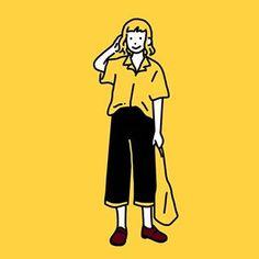 北構まゆ / KitagamaeMayuさんはInstagramを利用しています:「@thelocal2016 さんで15日からスタートしたポストカード展に参加しています! . 他にもすっばらしい作家さんのポストカードや、コーヒー缶があるので行くしかないです🏃🏃 . #thelocalcoffeestand #illust #illustration…」 Fashion Illustration Sketches, Portrait Illustration, Character Illustration, Cartoon Toys, Girl Cartoon, Simple Line Drawings, Easy Drawings, Sketch Painting, Figure Painting