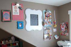My Home Office Organization Ideas!
