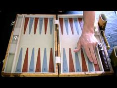 how to play backgammon series