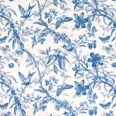 Gorgeous cornflower foliage decorator fabric by Greenhouse. Item B4945-CORNFLOWER. Low prices and fast free shipping on Greenhouse fabric. Strictly 1st Quality. Search thousands of patterns. Sold by the yard. Width 54 inches.
