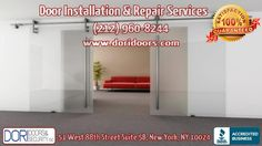 Door Installation and Repair Services