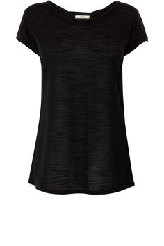 Oasis Basic Twist Neck T-Shirt