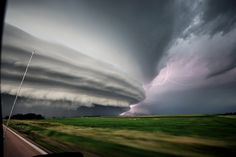 Beautiful storm structure!! (: