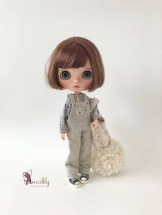 ** Blythe outfit ** Lucalily 582**_画像4