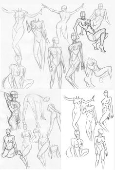 Useful Tutorials, Guides and References for Figure Drawing. | Welcome to Freaksigner