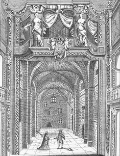 1000 images about italian garden on pinterest formal for Garden design 18th century