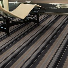 Make quite the design statement with this bold striped carpet style, Terrazzo by Masland. Contact us today to schedule a showroom or Mobile Floor Source appointment http://americasfloorsource.com/contact/