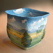 Carolinerouth.com - tapestry crochet