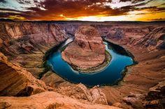 Horseshoe Bend, Grand Canyon National Park, AZ