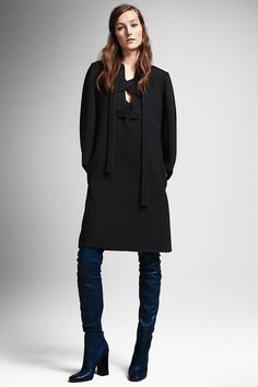 Derek Lam Boot Pre-Fall 2015 Runway – Vogue From Vogue.com