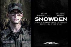 Whistleblower Snowden gets big screen treatment