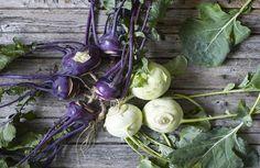 Kålrabbi | Guidetermer | Äkta Mat Eggplant, Cabbage, Vegetables, Food, Essen, Eggplants, Cabbages, Vegetable Recipes, Meals