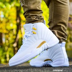 "Air Jordan 12 Retro ""OVO"""