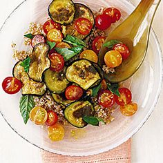 Bulgur Wheat Salad W