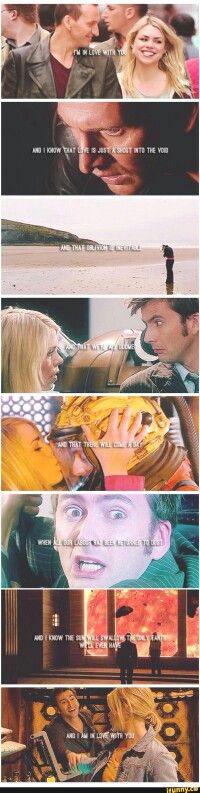 Doctor Who // The Fault In Our Stars