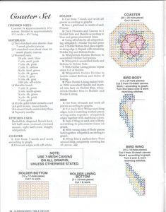 Hummingbird Table Decor 14/16