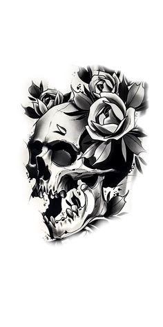 New black rose tattoo sketches ideas Skull Rose Tattoos, Skull Hand Tattoo, Blue Rose Tattoos, Skull Tattoo Design, Body Art Tattoos, Hand Tattoos, Sleeve Tattoos, Black Rose Tattoo Coverup, Rose Tattoo Cover Up