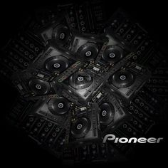 Pioneer Dj.   Collage of Pioneer CDJs 1000, 2000 #dj #club #rave #plur #trance #music #headphones #mixer Dj Music, Dance Music, Music Stuff, Pioneer Dj, Dj Gear, Dj Equipment, Boombox, Trance, Music Headphones