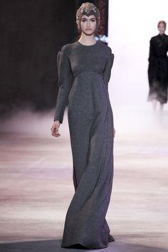 Ulyana Sergeenko_Paris #gris #technique