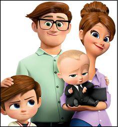 .The Boss Baby & Family