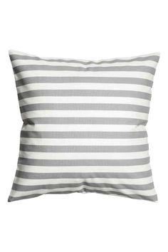 Striped cushion cover | H&M