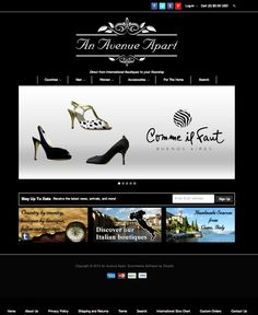 An e-commerce website designed and created by DCD. Utilizing the #shopify shopping cart platform to facilitate mobile and desktop shopping! The responsive design makes the user experience the number one priority. #ecommercewebsite by http://www.techidea.co.nz/