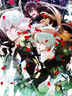 Amaya564 — Collar x Malice - [B's-LOG] scans Hot Anime Boy, Anime Guys, Violet Evergarden, Minimal Theme, Cute Games, Collor, Anime Japan, Manga Illustration, Boy Art