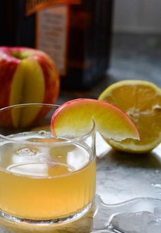 Make an Apple Sidecar with this recipe.