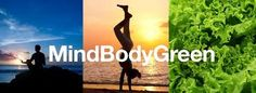 Mind Body Green is an inspirational website I read every day. There's a little bit for everybody. Not everything is to be taken literally and it is largely aimed at an American audience - but I'm glad there is such a space online. Health And Beauty, Health And Wellness, Health Fitness, Nurse Anesthetist, Nursing Students, Feeling Happy, Losing Me, Improve Yourself, Mindfulness